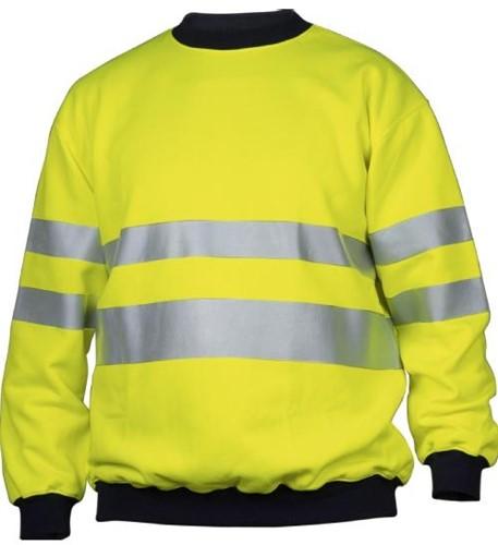 Projob 6101 Sweat T-shirt High-Vis 3
