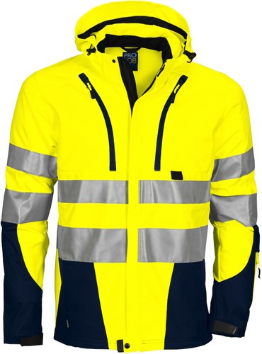 Projob 6419 Shell Werkjas High-vis
