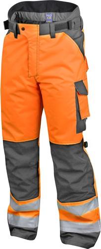 Projob 6514 Werkbroek High-vis Oranje/Zwart-Oranje/Zwart-D100
