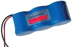 Accupack 2,4v 2200mAh (1/2 D SBS)