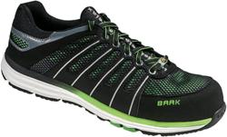 Baak Go&Relax Sneaker Reeny 71522 S1P ESD - Zwart/Groen