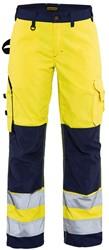 Blaklader 71551811 Dames werkbroek High Vis zonder spijkerzakken