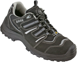 Baak Sports Sneaker Peter 7204 S3 - Zwart