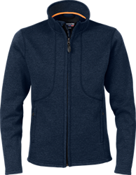 Acode Dames fleece sweatjack