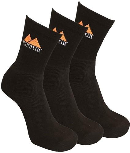 Premium work 3-pack sokken