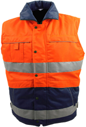 Made To Match Bodywarmer Delta EN 471
