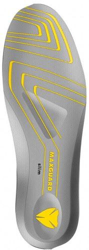 Maxguard MAX-3-FIT Systeem Inlegzool Geel - Smal