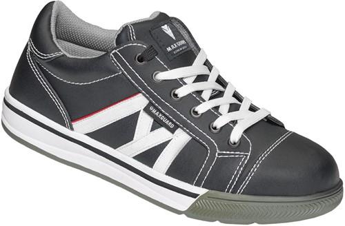 Maxguard S035 Shadow Sneaker S3 SRC Zwart