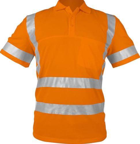 Projob 6040 Pique Polo CL.2/3 - Oranje - XS-Oranje-XS
