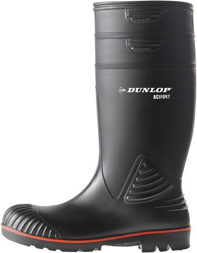 Dunlop A442031 Acifort Knielaars S5 - zwart-40