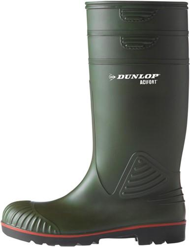 Dunlop A442631 Acifort Knielaars S5 - groen-40