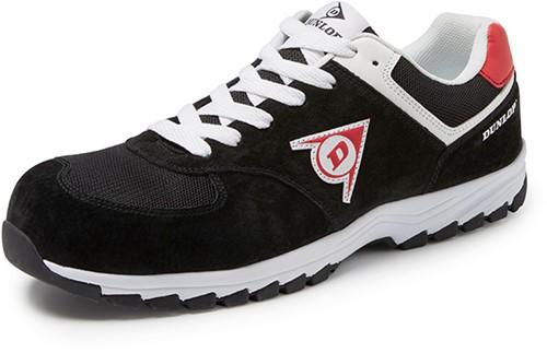 Dunlop Flying Arrow Lage Veiligheidssneaker S3 - zwart-36