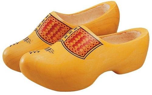 Gevavi Brabant Klomp - geel-24,5