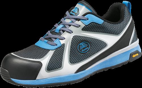 Bata Bright 021 Sneaker S1P Metaalvrij Laag-35