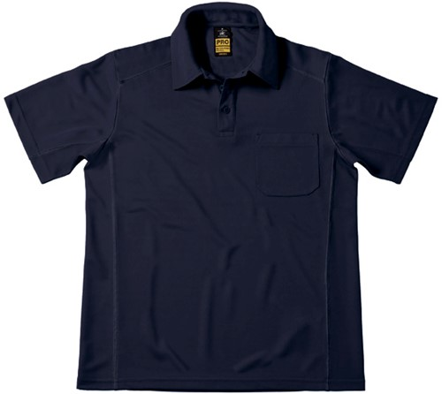 B&C Cool Power Pro Polo-Navy-S