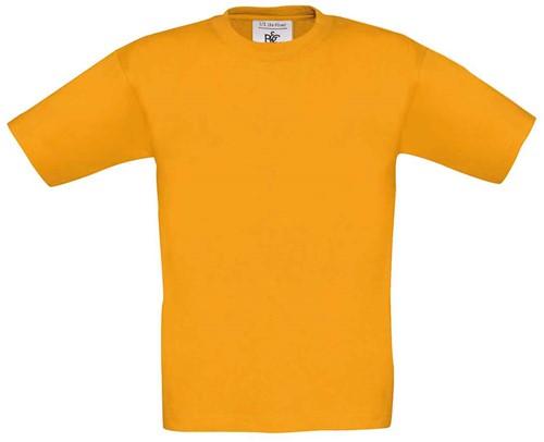 B&C Exact 150 kids T-shirt-12/14-Apricot