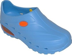 Sun Shoes Dynamic EVA Clog - licht blauw