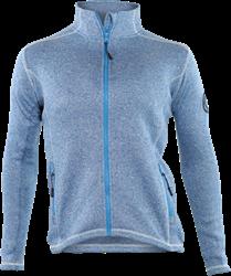 Gevavi GT02 Dames Sweaterfleece Jack - blauw