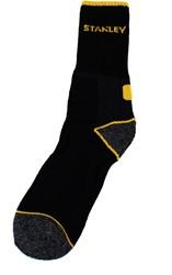 Stanley ST01 Strong Sokken - zwart (2 Paar)