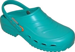 Sun Shoes Zero Gravity EVA Clog - groen
