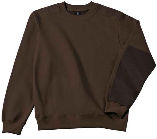 B&C Hero Pro Sweater-S-Bruin