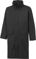 Helly Hansen 70186 Voss Coat Regenjas - Zwart