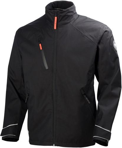 Helly Hansen 71246 Leuven CIS Jacket - Zwart
