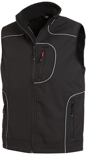 FHB  MARTIN  Softshell Vest