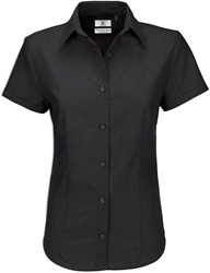 B&C Oxford SSL Dames Blouse