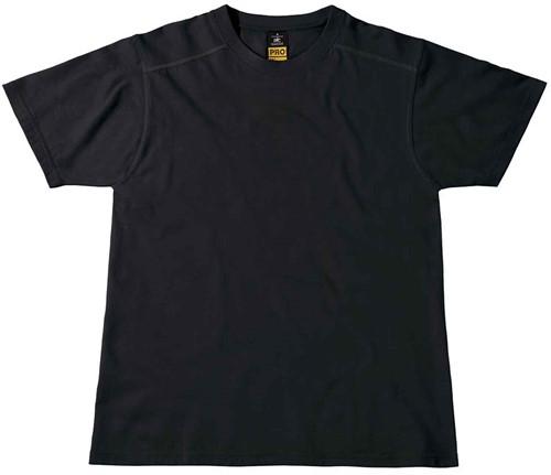 B&C Perfect Pro T-shirt-Zwart-S