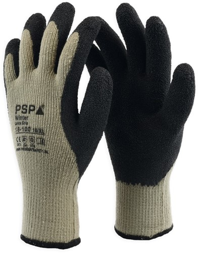 PSP 18-100 Winter Latex Winterhandschoen-8