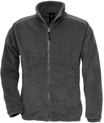 B&C Icewalker+ Fleece vest-Charcoal-XS