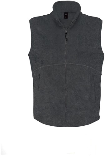 B&C Traveller+ Bodywarmer-Charcoal-XS