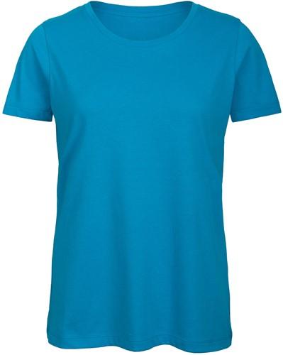 B&C TW043 Dames T-shirt - Atoll - XS-XS-Atoll