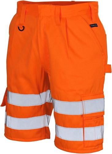Mascot Pisa Shorts - Hi-Vis Oranje