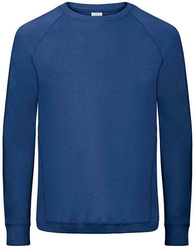 B&C Reef Heren Sweater-S-Pacific Diep blauw