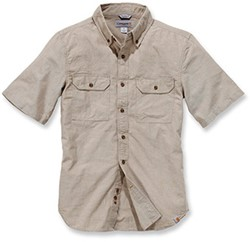 Carhartt Fort Solid Short Sleeve blouse