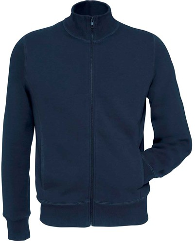 B&C Spider Heren Sweater-Navy-S