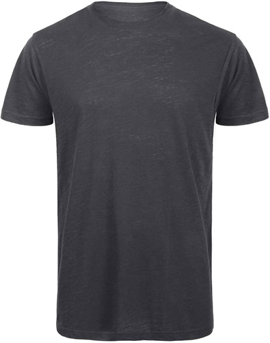 B&C TM046 Slub Heren T-shirt