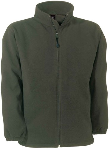B&C Fleece Windprotek-XS-Olive