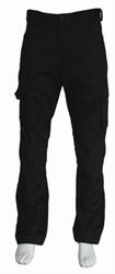 WW4A Werkbroek Katoen/Polyester - Zwart