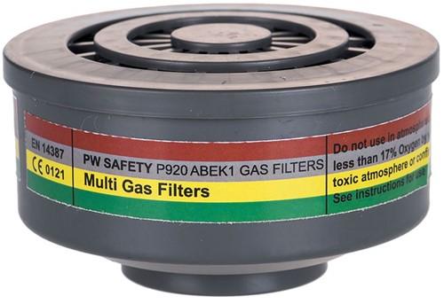 Portwest P920 ABEK1 Screw-In Filter  (4 stuks)