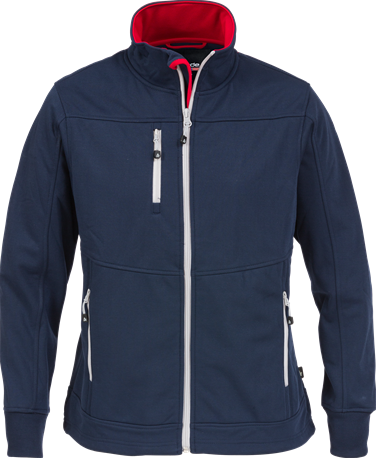 Acode Dames windbreaker-S-Midnight Blue