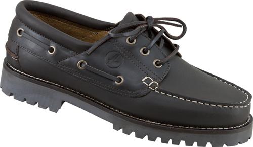 Aigle lage schoen Tarmac Marron