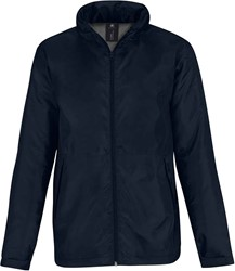 OUTLET! B&C Multi-Active SoftShell Jas Heren - Navy - Maat L