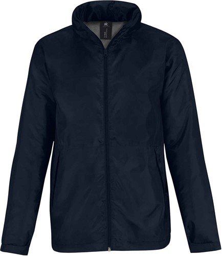 SALE! B&C BC0193 Multi-Active SoftShell Jas Heren - Navy - Maat L