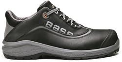 Base Classic Plus Be-Free Dames Veiligheidsschoen S3 - Zwart/Grijs