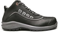 Base Classic Plus Be-Free Top Dames Veiligheidsschoen S3 - Zwart/Grijs