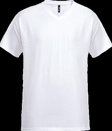 Acode T-shirt met V-hals