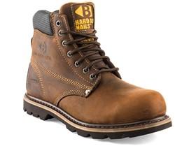 Buckler Boots Hoge Schoen B425SM SB - Bruin